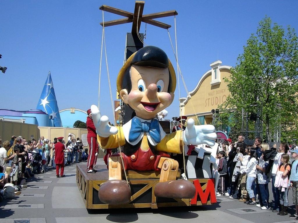 「ピノキオ」の画像