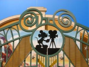 ディズニーの玄関口