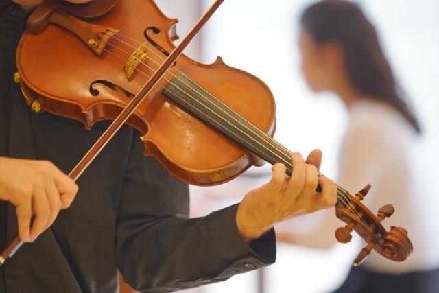 ヴァイオリンとピアノデュオ